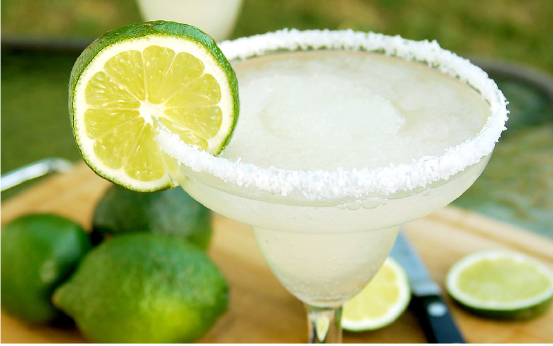 Prepara una refrescante Beer Margarita